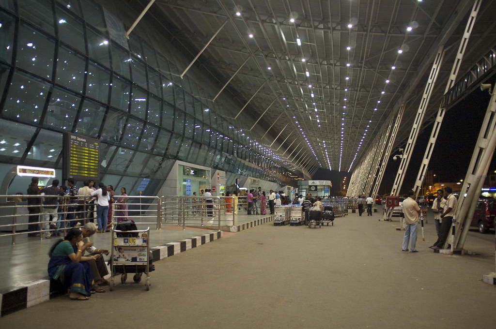 Trivandrum Airport is located 4 km of Thiruvananthapuram city centre.